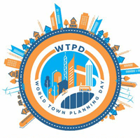 World Town Planning Day logo 2017 small